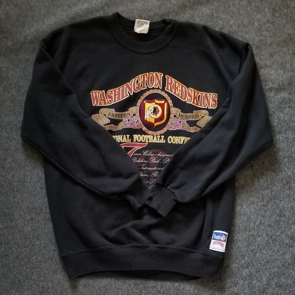 4e011173 Vintage Redskins Sweatshirt